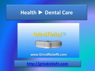 Dental Mouth guard for grinding