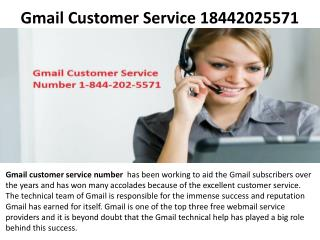 Gmail-Customer-Service phone -Number 1-844-202-5571