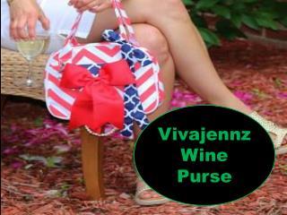 Vivajennz Wine Purse