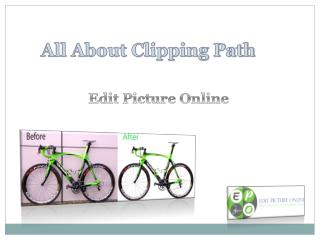 All About Clipping Path