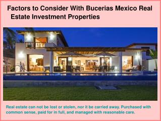Best Real Estate Services Companies in Mexico