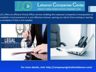 Accounting Services Lebanon