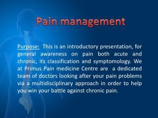 Best Shoulder Pain Center in Delhi-typs of pain