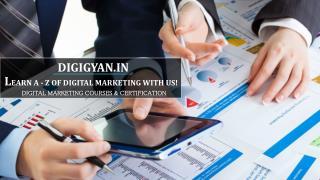 Digital Marketing Course : Delhi | Digigyan.in