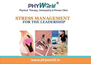 PhyWorld Physical Therapy, Osteopathy & Fitness Clinic