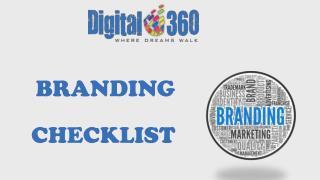Digital Branding Strategy