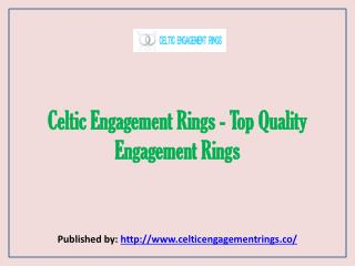 Top Quality Engagement Rings