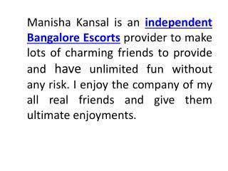 Get Unlimited Fun with Manuisha kansal