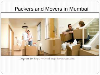 All City Packers & Movers - Mumbai, Relocate with Ease