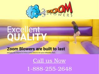 Inflatable Accessories for Your Bounce Houses and Inflatables - Zoom Blowers