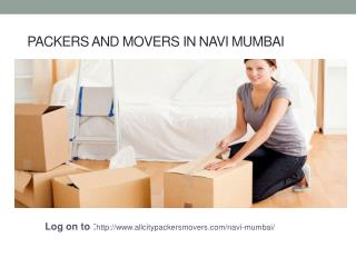 With All City Packers & Movers in Navi Mumbai, Quality Relocation Guaranteed