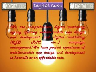 3.Social Media Marketing By Digital Cusp