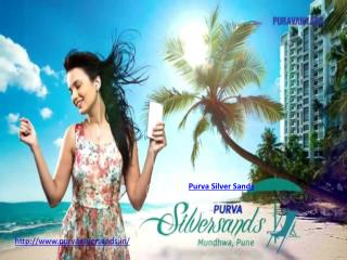 Purva Silver Sands Luxury Apartments in Pune