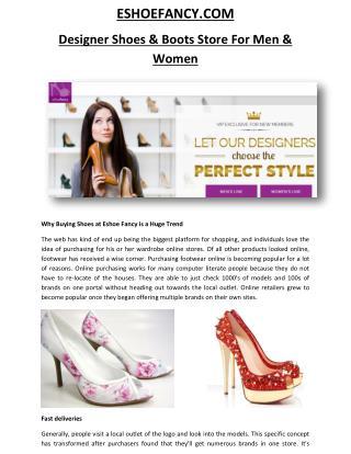 Eshefancy - Eshoefancy.com Footwear