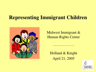 Representing Immigrant Children