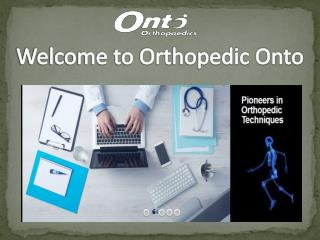 orthopedic doctor for back pain