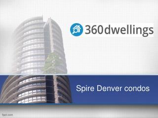 Spire Denver condos