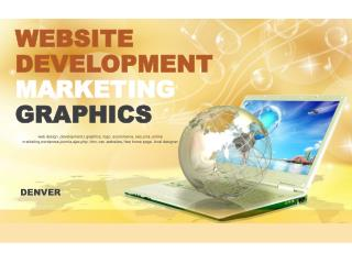Browse Denver website development, marketing, graphics company