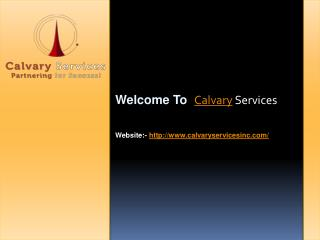 Calvary Services