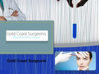Gold Coast Breast Augmentation