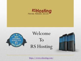 Managed Linux VPS - RS Hosting - London