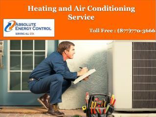 Air Conditioner & Heating Repair Service Mississauga