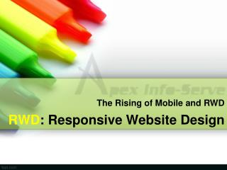Rising of Mobile and Responsive Website Design