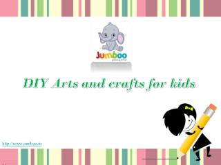 DIY Paper Crafts Kit for Kids & Teens