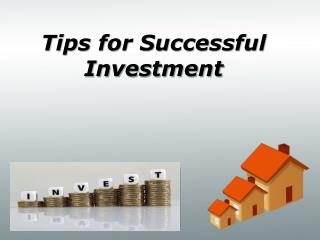 Tips for Successful Investment | Areyo Dadar