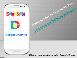 free business listing in durgapur