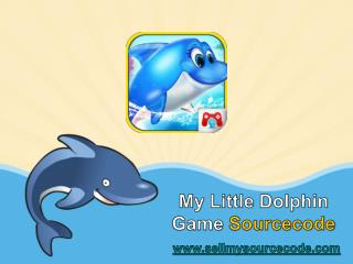 My Little Dolphin Game Sourcecode