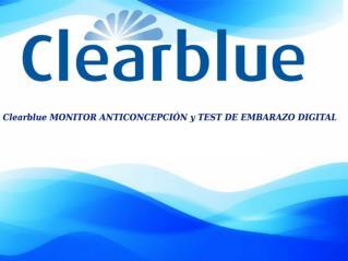 Clearblue MONITOR ANTICONCEPCIÓN y TEST DE EMBARAZO DIGITAL