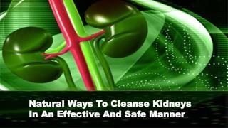 Natural Ways To Cleanse Kidneys In An Effective And Safe Manner