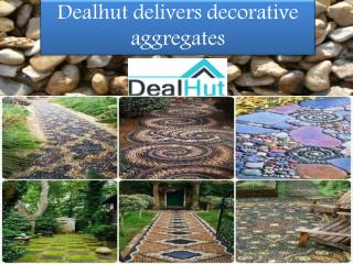 Uses of 10mm Decorative Pea Shingle and Gravel