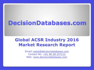ACSR Market Analysis and Forecasts 2021