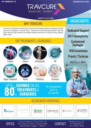 Travcure Medical Tourism Consultants