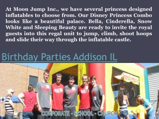 Birthday Parties Addison IL