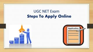UGC NET Exam: Steps to Apply