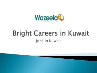 Build Perfect Careers in Kuwait