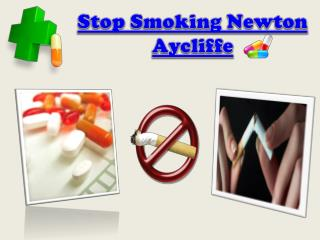 Stop smoking newton aycliffe