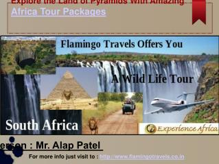 South Africa The Country which is also known as The Land of Pyramid