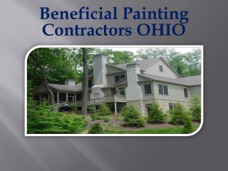 Beneficial Painting Contractors OHIO