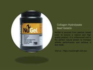 Natural Protein Powder Brisbane