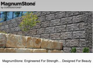 Segmental Retaining Wall Systems