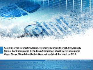 Asia-Pacific internal neurostimulation/neuromodulation market looking for great success in upcoming days.