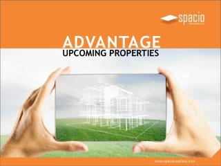 Advantage of investing in under construction property - Spacio Realtor