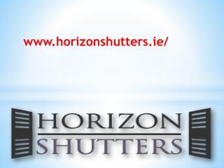 Plantation Shutters- www.horizonshutters.ie