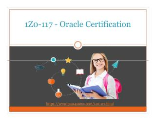 1Z0-117 - Oracle Real Exam Questions