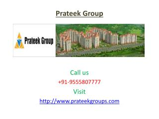 Prateek Group a Famous Company