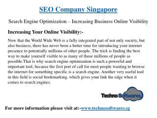 Custom Software Development | ERP | CRM | Singapore